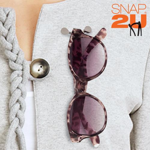 Sujeta Gafas Snap2U