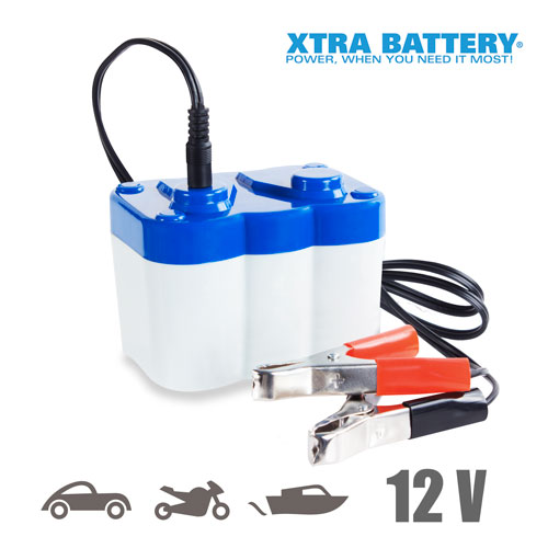 Zaganjalnik Akumulatorja Xtra Battery