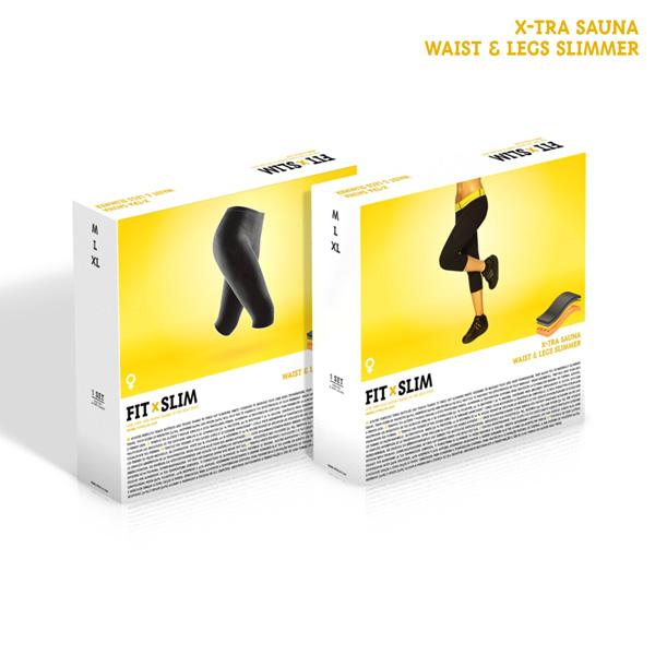 Mallas Corsario X-Tra Sauna Waist & Legs Slimmer (1)