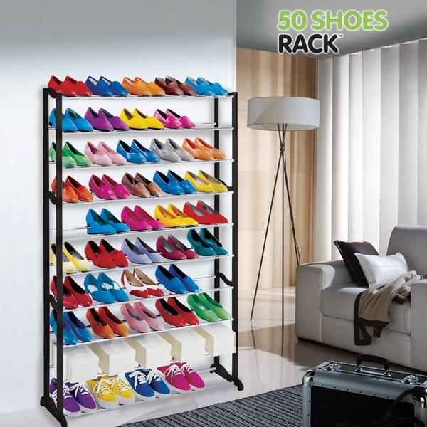 Zapatero 50 Shoes Rack (4)