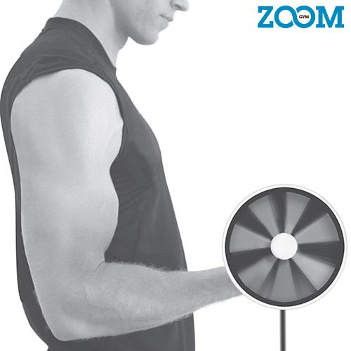 Equipamiento Deportivo Zoom Gym (2)